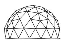 dome drawing