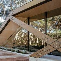 laminated timber glulam