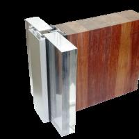 Timber Curtain Wall