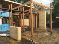 laminated timber glulam