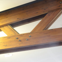 bolted roof trusses